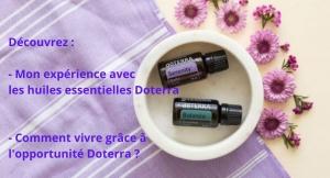 Les huiles essentielles Doterra